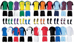 Match your club colours